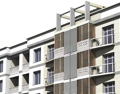 Проект 5 этажного дома