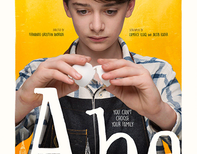 Abe - Co-writer of Feature Premiered at Sundance 2019
