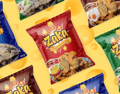 Zaka Snack Packaging