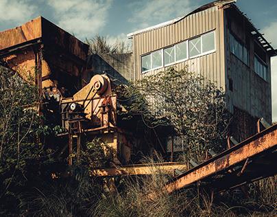 Ruins 15 / abandoned / Abandoned Steel