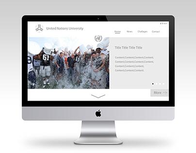 UNU-websit