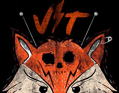 Portada EP VLT Band