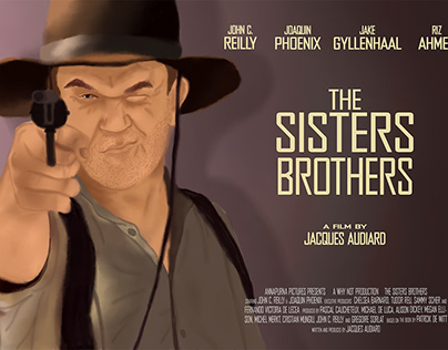 DIFF Poster Project: The Sisters Brothers