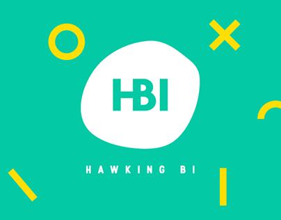 Hawking BI Branding