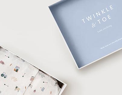 Twinkle & Toe Branding