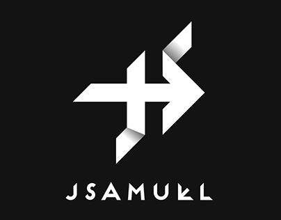 J Samuel logo design