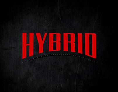Hybrid Transportation Branding Design
