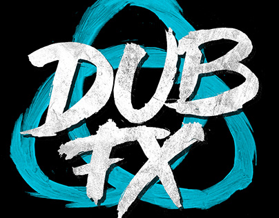 DUB FX Lettering Project