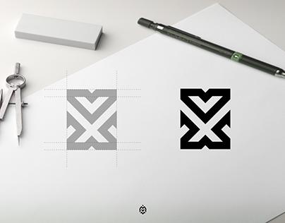 VX concept logo