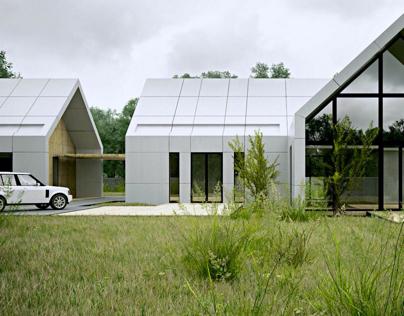 House 001 |  Version White