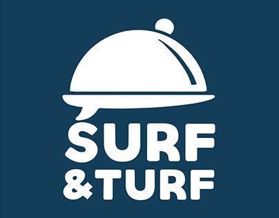 Surf & Turf HTML/CSS Website