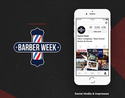 Barber Week - Feira e Congresso