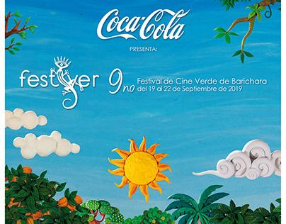 Festiver - web site, webmaster
