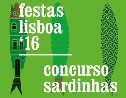 Festas de Lisboa - Sardinhas