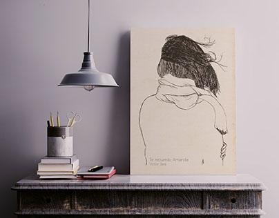 Afiches & música · Te recuerdo Amanda
