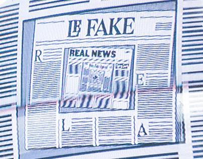 FAKE REAL FAKE 📺