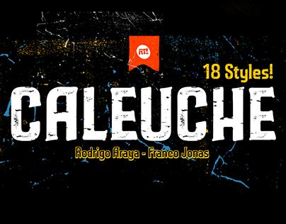 Caleuche Typeface
