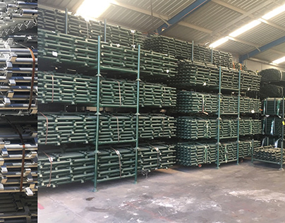 Aluminium Ladders - Scaffolding Accessories