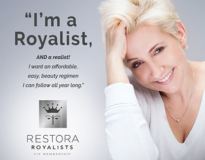 Restora Royalists VIP Membership Program Launch
