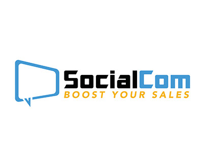 Restyling SocialCom's Logo
