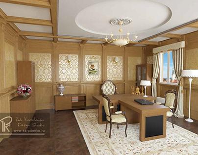 Mebelux furniture and interior presentation