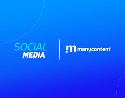Social Media | Manycontent