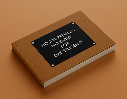 Hostel Diaries Illustration Story book design