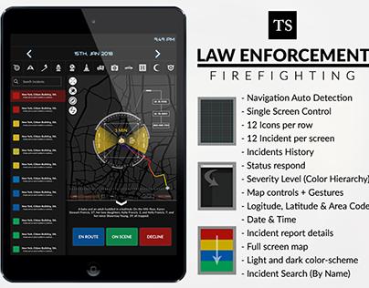 Law Enforcement | App