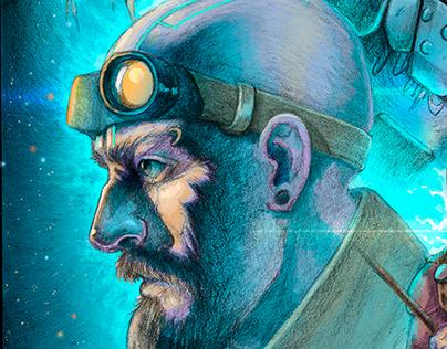 Sci-fi Poster