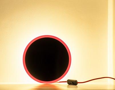 Zen Black Dot