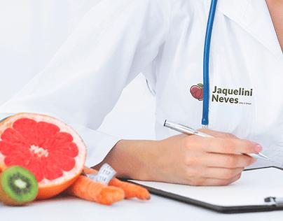 Identidade Visual | Jaquelini Neves Nutricionista