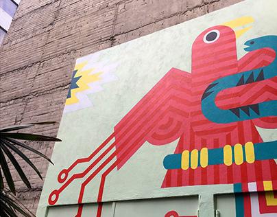 Mural Mexicontemporáneo