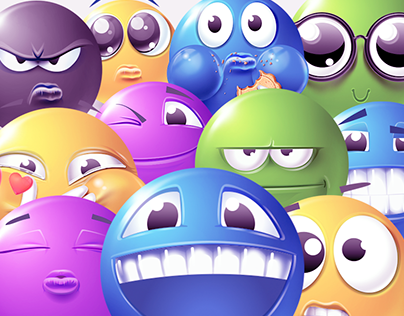 Very Emotional Emoticons - FREE Download Pack & Buy Now
