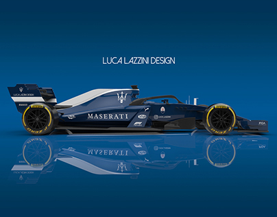Maserati Squadra Corse F1 Team