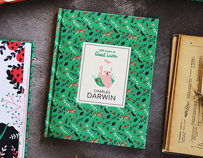 Little Guides for Great Lives - Charles Darwin