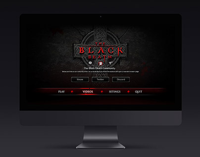 The Black Death UI