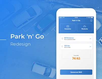 Park 'n' Go Redesign