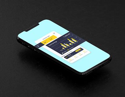 Wallet App 01 | Daily UI