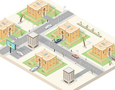 Smart Saudi Villa (IoT)