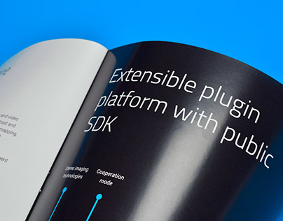 Octonus 3DDM branding & brochure