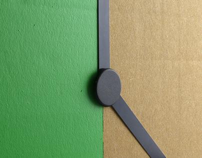 Clockboard