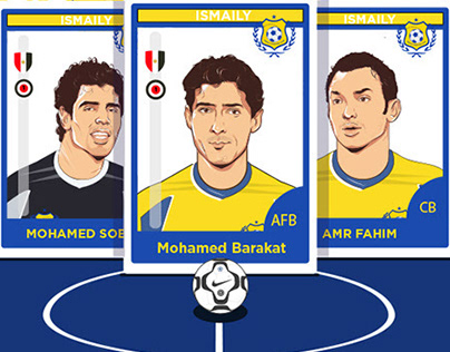 Ismaily championship tale