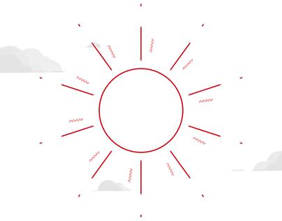 Logo in Motion 2D