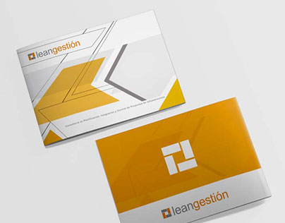 BROCHURE CORPORATIVO | LEAN GESTION CHILE