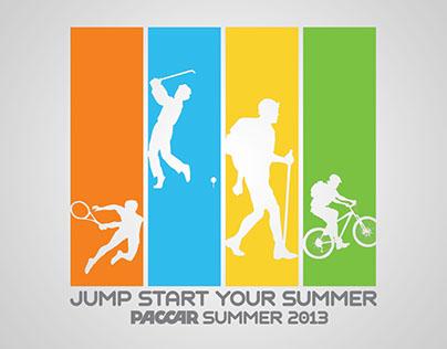 PACCAR Summer Health Fair 2013