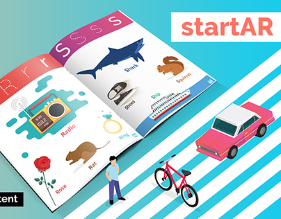 StartAR Book Design