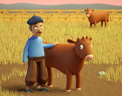 MSD Cows