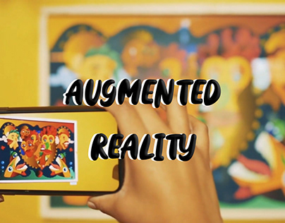 Augmented Reality Art Exhibition