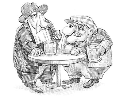 Cartoonish Characters
