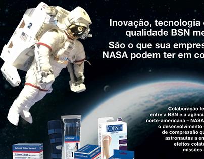 Anúncios para BSN medical.